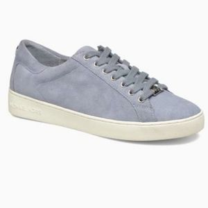Michael Kors Keaton Kiltie sneakers s8 light blue